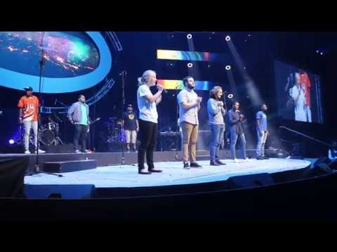Caitlin Ball @ Every Nation World Conference - Cape Town, South Africa 2016
