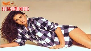 Top 25 Best Pictures of Young Demi Moore