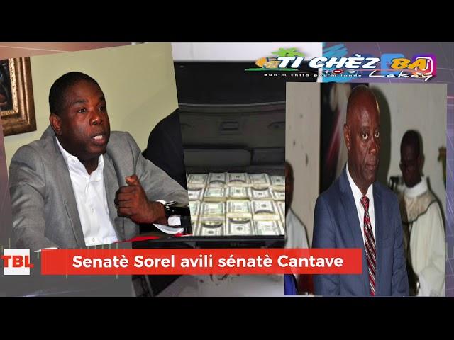 Corruption: Fritz William Michel a acheté le vote de 4 sénateurs, révèle Sorel Jacinthe