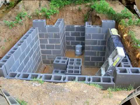 Diaporama How To Build An Underground Root Cellar Youtube