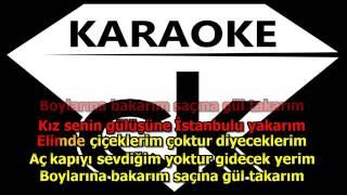 turan sahin ya ben anlatamadum karaoke www karaokeck com 2 Video