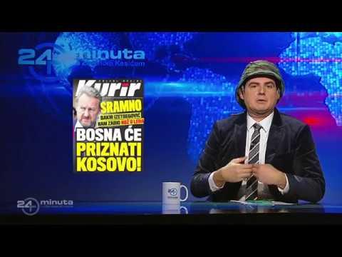 Novi neprijatelj Srbije broj 1 Bakir 'nadam se da' Izetbegović