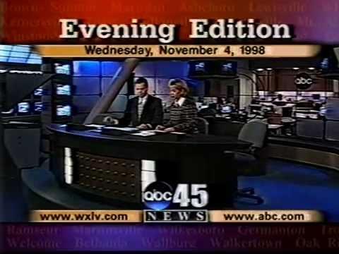 WXLV 6pm News, November 4, 1998