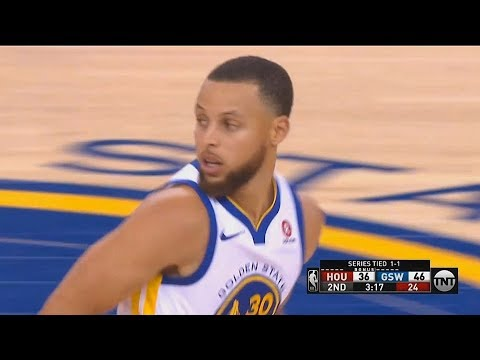 Stephen Curry Struggling To Make Shots and Misses Everything! Warriors vs Rockets Game 3