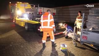 Ondergrondse hennepplantage ontmanteld in bedrijfspand Zwolle