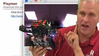 Python ev3dev - 04 Analog Sensors - 04 Pixy