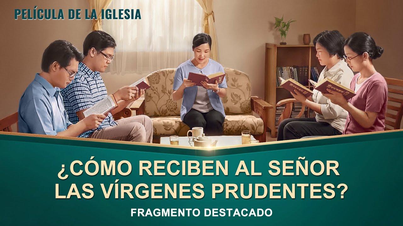 """Película evangélica """"Desde el trono fluye el agua de la vida"""" Escena 3 - Investigar el regreso del Señor deber escuchar la voz de Dios"""