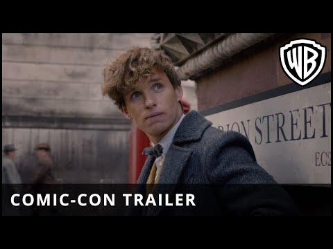 Animali Fantastici: I Crimini di Grindelwald - Comic Con Trailer