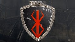 For Honor: Berserk Brand of Sacrifice Emblem Tutorial