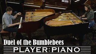 Duel of the Bumblebees - Sonya Belousova (Player Piano)