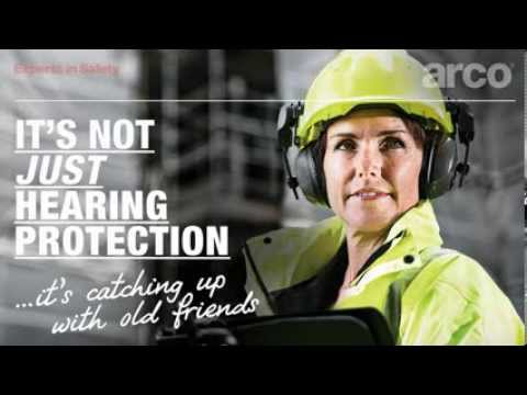 Hearing Protection - Arco: Experts In Safety