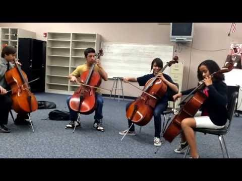 secrets - one republic || cello quartet