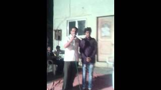 Amol Chavan Sutra Sanchalan  At Ram Khandare Satkar Samaroh