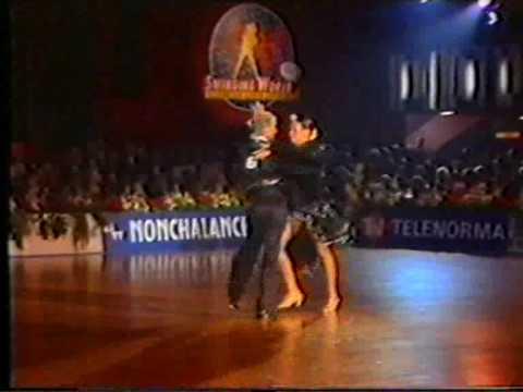 1988 Super Worldcup Professional Latin Part 6/8 Lepehne (GER)