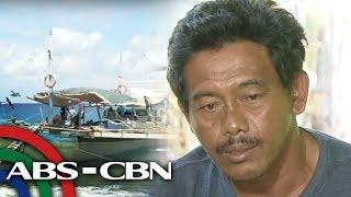 Kapitan ng nabanggang bangka umatras sa 'pulong' nila ni Duterte   TV Patrol