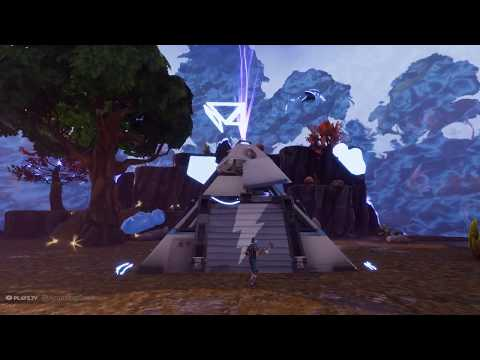 [Fortnite] Plankerton Base Build and Defense
