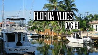 Florida Vlog #1 | POMPANO BEACH FLORIDA
