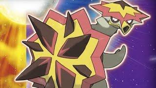 Pokémon Sun and Moon - Turtonator Reveal Trailer