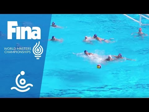 RE-LIVE - Water Polo Day 6: Field of Play F | FINA World Masters Championships 2017 - Budapest