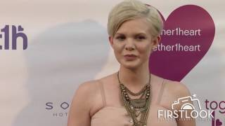 AnnaLynne McCord, Angel McCord, Rachel McCord at together1heart Launch Party