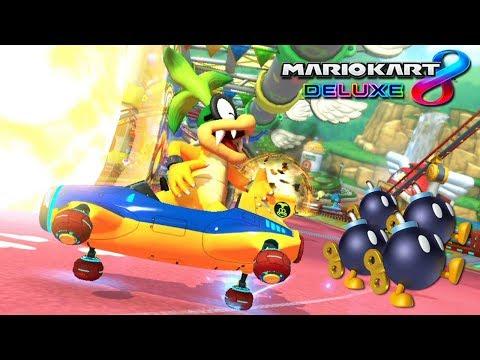 Make ¡TORNEO SÓLO BOMBAS EN MARIO KART 8 DELUXE! | 200cc | Nintendo Switch Pics