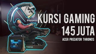 Test Drive Gaming Chair Sultan : Acer Predator Thronos