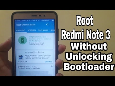 How to Root and install twrp recovery in Redmi Note 3 Without Unlocking  Bootloader