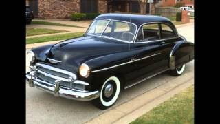 The Chevrolet Deluxe was a trim line of Chevrolet automobiles