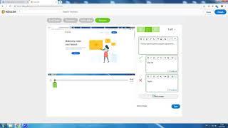 Edpuzzle. Создание видеоурока и организация доступа по ссылке