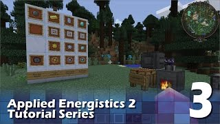 Applied Energistics 2 Tutorial #3 - Inscriber