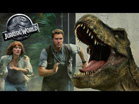 New Jurassic World The Ride Info Reveals Chris Pratt And Bryce Dallas Howard Return