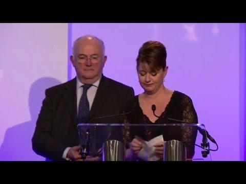 Leanne Wood speech 2015 ITV Wales Awards