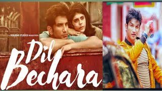 Dil bechara trailer review by current filmi review| Sushant Singh | sanjna singh