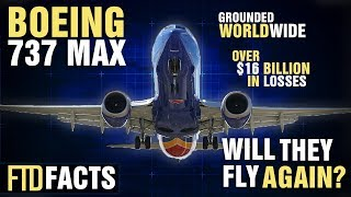10+ Surprising Facts About BOEING 737 MAX