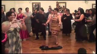 Tongan Tau'olunga - 'Amelia Mailangi