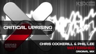 [KSX143] Chris Cockerill & Phil Lee - Watershed (Original Mix)