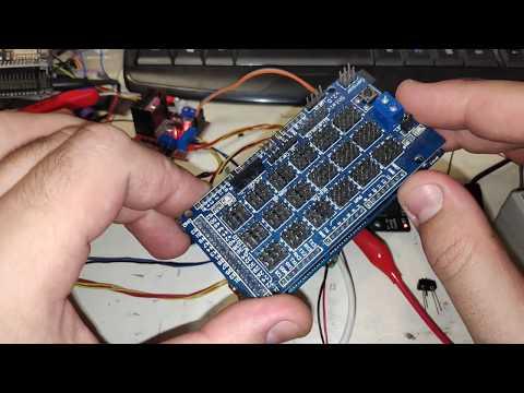 Электроника для БТГ - применение Arduino Mega/Nano ESP8266 и сопутствующие компоненты для проектов