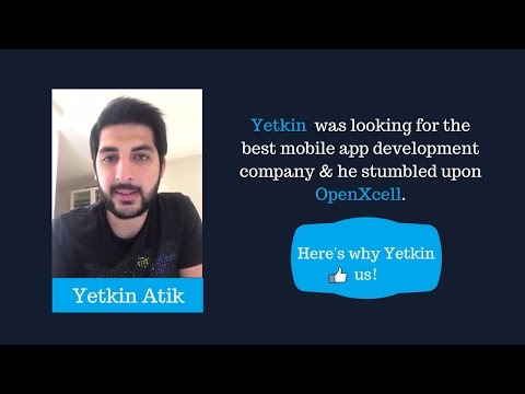 Testimonial From Yetkin Atik for App Development Services - Notecheck Project