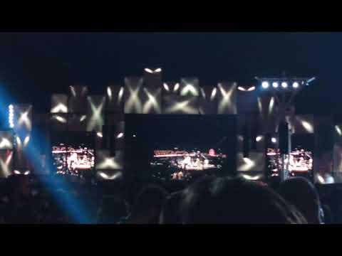 "Red Hot Chili Peppers ""Hey & I Wanna Be Your Dog & Right On Time""  Rock In Rio 03/10/2019"