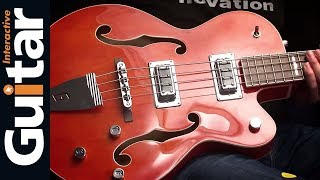Gretsch Electromatic G5440LSB Bass Guitar | Review