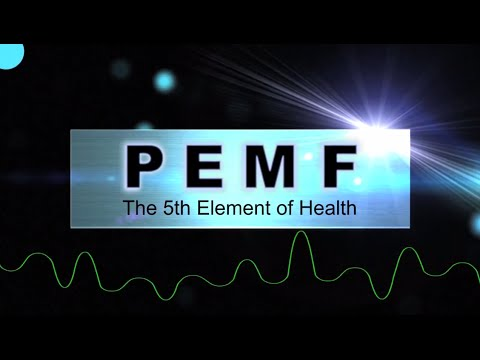 PEMF - The Fifth Element of Health Video (Full Video)