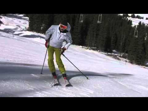 "Harald Harb, ""How to ski"", Series 1, Lesson 3, Beginnings"