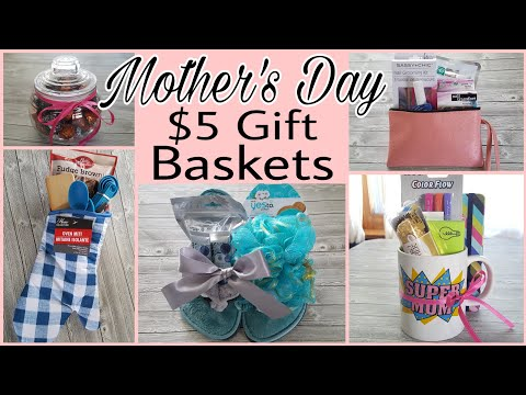 Dollar Tree Mother's Day Gift Ideas • simple and affordable