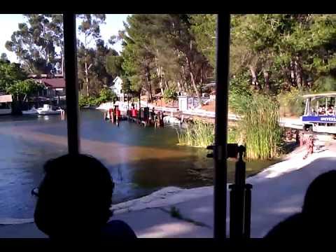 Universal Studios Backlots Tram Tour