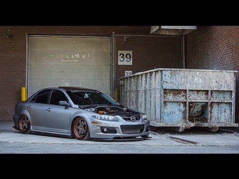 Mazdaspeed 6 X Mindsoul Production - YouTube