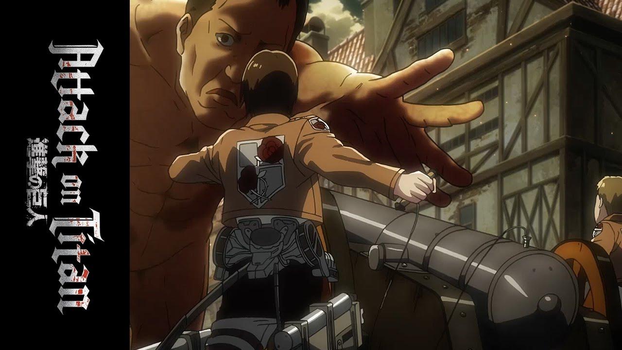 Attack on Titan Season 2 - Opening Theme - YouTube