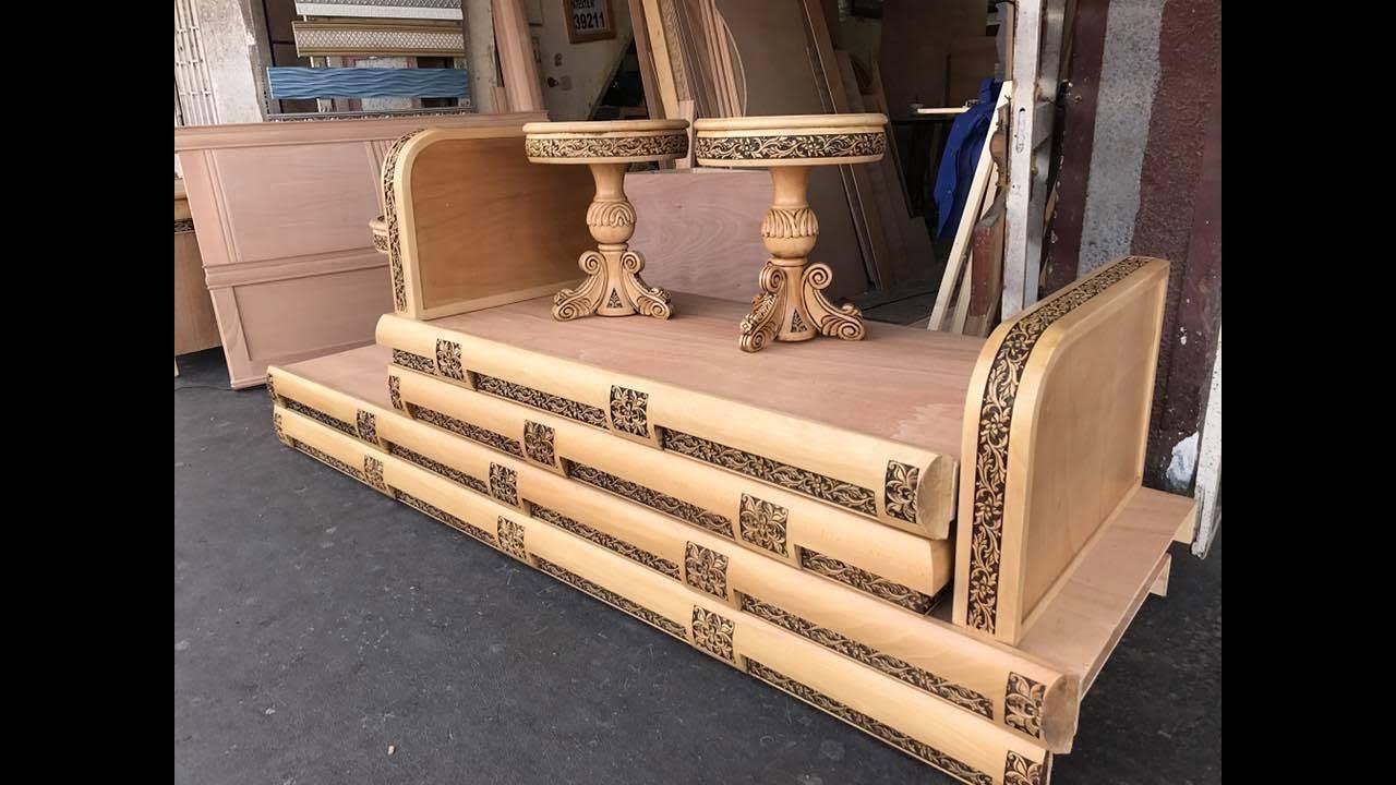 أشكال جديدة من السدادر الخشبية المنقوشة Salon Marocain 2017 Youtube Moroccan Living Room Moroccan Home Decor Living Room Sofa Design