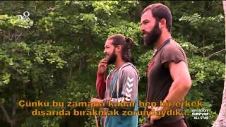 Survivor All Star - Turabi, Bozok'un Vedasının Ardından İsyan Etti (6.Sezon 69.Bölüm)