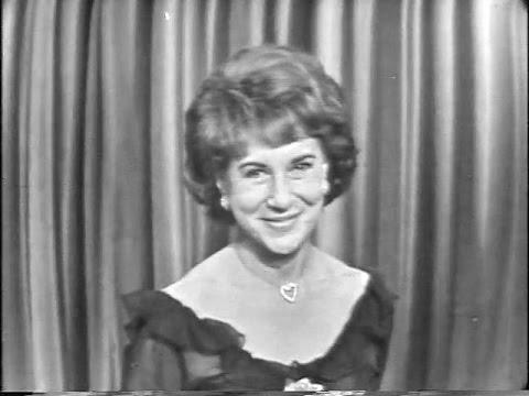 I've Got a Secret  Arlene Francis has the panel's secrets!  Jun 6, 1966