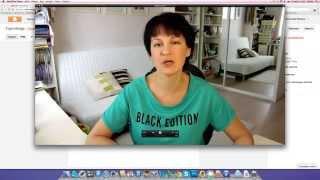 Как вставить видео в блог?(Здравствуйте! Я Костикова Наталья, дизайнер, мастер по изготовлению мягких игрушек и блоггер. В этом видео..., 2014-03-22T03:54:11.000Z)